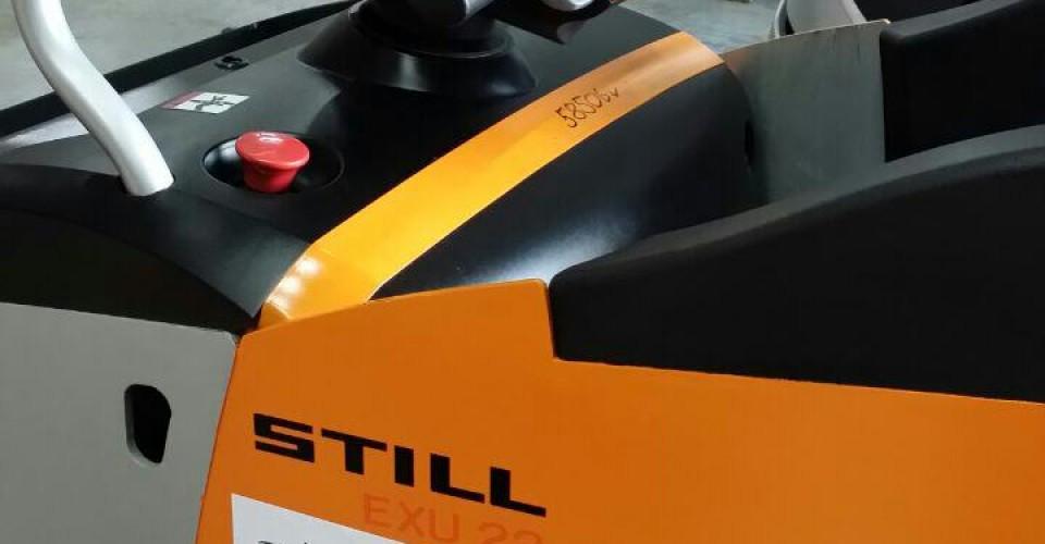 עגלה חשמלית Still EXU-S 22 מ-00